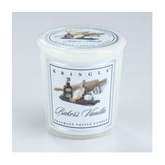 Kringle Candle Votive - Bakers Vanilla