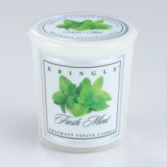 Kringle Candle Votive - Fresh Mint