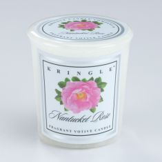 Kringle Candle Votive - Nantucket Rose
