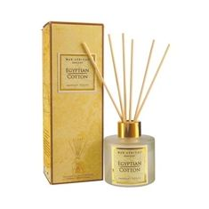 Wax Lyrical Fragrant Escapes Reed Diffuser - Egyptian Cotton