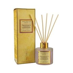 Wax Lyrical Fragrant Escapes Reed Diffuser - Provence Lavender