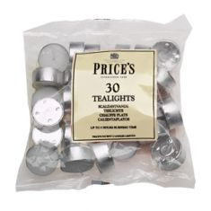 Price'c Candles Bag of 30 T-Lights