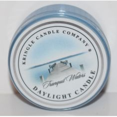 Kringle Candle Coloured Daylight - Tranquil Waters