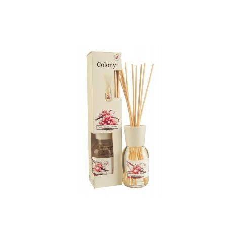 Wax Lyrical Colony Reed Diffuser - Vanilla & Cranberry