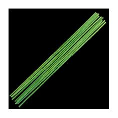 Classic Candle Reed Diffuser Sticks Pack Of 9 - Green