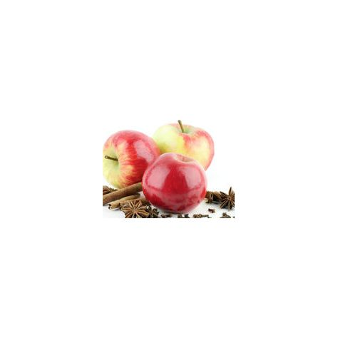 Naked Flame Candles Reed Diffuser - Spiced Apple