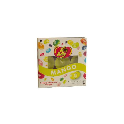 Wax Lyrical Jelly Belly Scented T-Lights - Mango