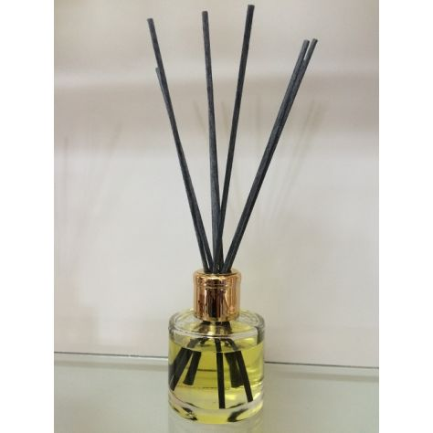 Millionairess Platinum Fragrance Reed Diffuser by Naked Flame Candles