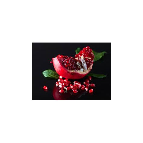 Naked Flame Candles Wax Melt Pack - Pomegranate Noir