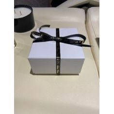 Naked Flame Candles Luxury Candle / Gift Box - Large White