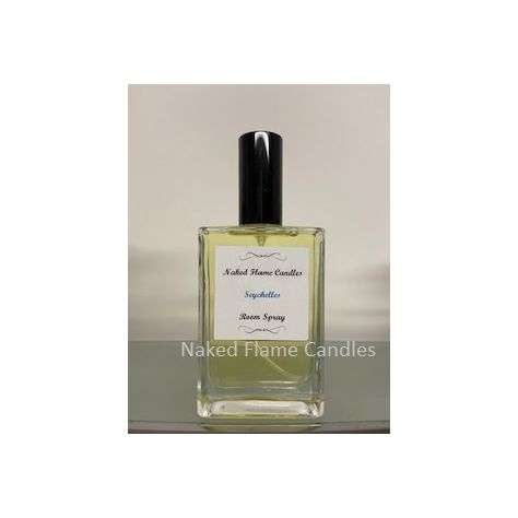Naked Flame Candles Room Spray 100ml - Seychelles