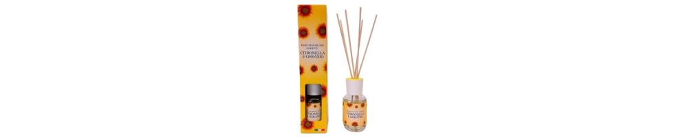 Citronella / Garden Candles and Incense