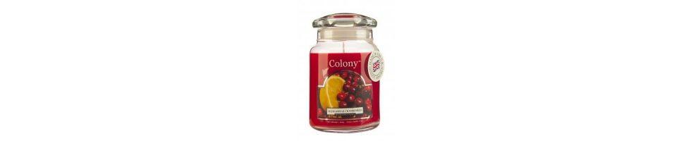Mandarin & Cranberry Collection