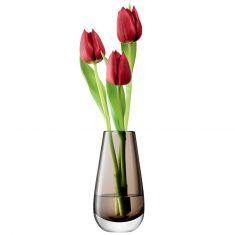 LSA International Flower Colour Vase - Bud Mocha