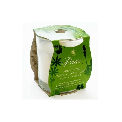 Price's Candles Citronella Provence Insect Repellent Candle