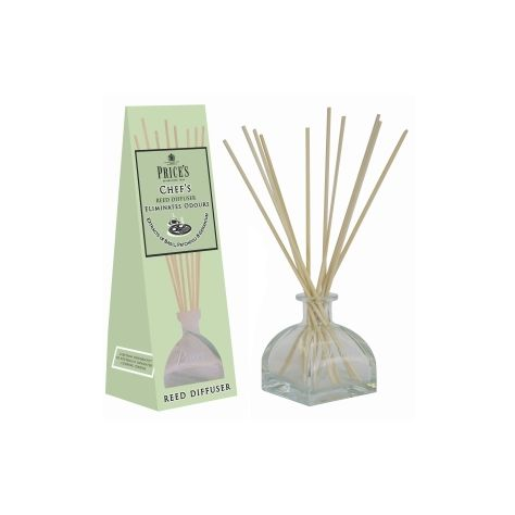 Price's Candles Fresh Air Chef's Reed Diffuser