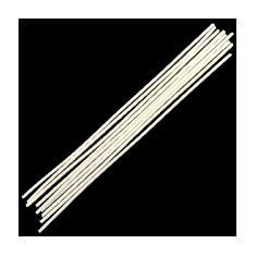 Classic Candle Reed Diffuser Sticks Pack Of 9 - White