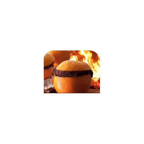 Naked Flame Candles 250ml Reed Diffuser Refill  - Chocolate Orange