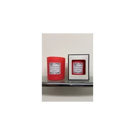 Energising Oasis, Day At The Spa Medium Jar Candle - Naked Flame Candles