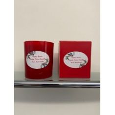 Winter Berries Medium Jar Candle - Naked Flame Candles