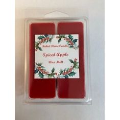 Naked Flame Candles Wax Melt Pack - Spiced Apple