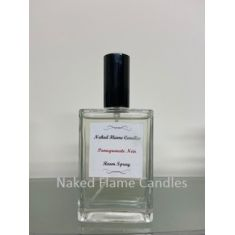 Naked Flame Candles Room Spray 100ml - Pomegranate Noir