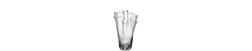 Vases - Clear Glass